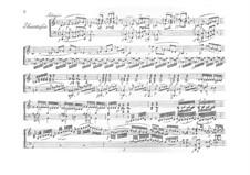 Fantasie für Klavier Nr.4 in c-Moll, K.475: Für einen Interpreten by Wolfgang Amadeus Mozart
