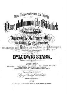 Quartett für Streicher Nr.5 in B-Dur, Op.47 No.2: Teil III. Version für Klavier by Anton Rubinstein
