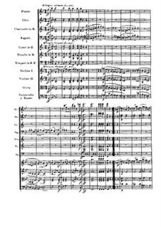Sinfonie Nr.4, Op.60: Teil III by Ludwig van Beethoven