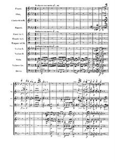 Teil II: Partitur by Ludwig van Beethoven