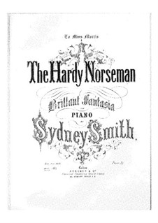 The Hardy Norseman, Op.5: The Hardy Norseman by Sydney Smith