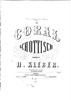 Coral Schottisch: Coral Schottisch by Henry Kleber