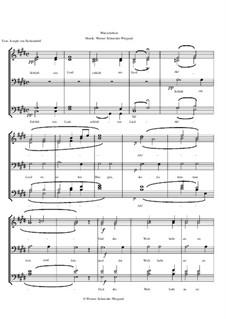 Wünschelrute, Op.14: Wünschelrute by Werner Schneider-Wiegand