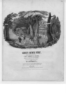 The Grey's Quick Step: The Grey's Quick Step by Benjamin A. Burditt