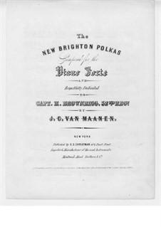 The New Brighton Polkas: The New Brighton Polkas by J. C. van Maanen