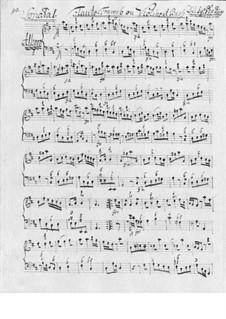 Sechs Sonaten für Flöte (oder Violine) und Basso Continuo: Sechs Sonaten für Flöte (oder Violine) und Basso Continuo by Filippo Ruge