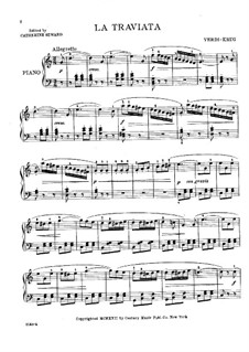 Fragmente: Für Klavier by Giuseppe Verdi