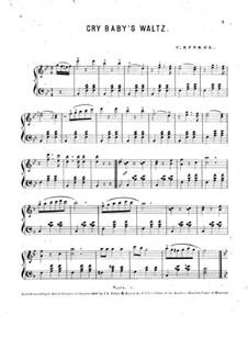 Cry Baby's Waltz: Cry Baby's Waltz by Charles Kinkel