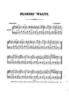 Flories' Waltz: Flories' Waltz by Charles Kinkel