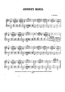 Johnnie's March: Johnnie's March by Charles Kinkel