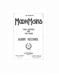 Moon Motifs, Op.2: Moon Motifs by Albert Küssner