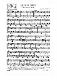 Repasz Band: Repasz Band by Harry J. Lincoln