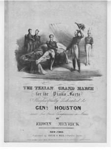 The Texian: The Texian by Edwin Meyrick