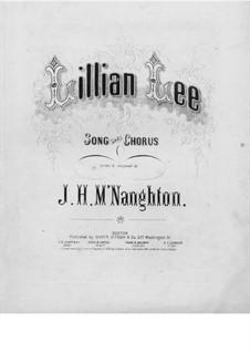 Lilian Lee: Lilian Lee by John Hugh McNaughton
