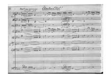 Orpheus und Euridice: Akte II-III by Johann Gottlieb Naumann