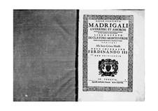 Book 8 (guerrieri, et amorosi), SV 146–167: Book 8 (guerrieri, et amorosi) by Claudio Monteverdi