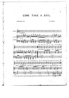 Come Take a Sail: Come Take a Sail by Henry Avery