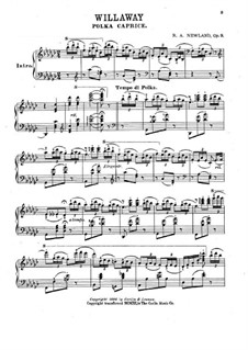 Willaway, Op.9: Willaway by Robert A. Newland