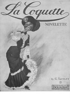 La coquette: La coquette by Guillaime Sauvlet