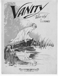 Vanity: Vanity by I. J. Schanes