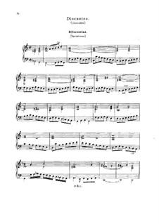 Diferencias für Tasteninstrumente: Diferencias für Tasteninstrumente by Antonio de Cabezón