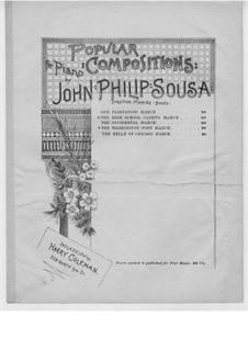The Belle of Chicago: The Belle of Chicago by John Philip Sousa