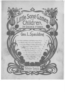 Mary Had a Little Lamb: Mary Had a Little Lamb by George L. Spaulding