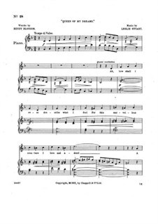 Queen of My Dreams: Queen of My Dreams by Leslie Stuart