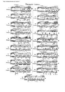 Nocturnen (Sammlung): Nr.1-18 by Frédéric Chopin