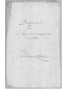 Divertissement für Flöte und Cembalo Nr.5: Divertissement für Flöte und Cembalo Nr.5 by Simoni dall Croubelis