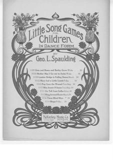 Ring Around a Rosie: Ring Around a Rosie by George L. Spaulding