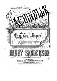 Lachinelle: Lachinelle by Harry Sanderson