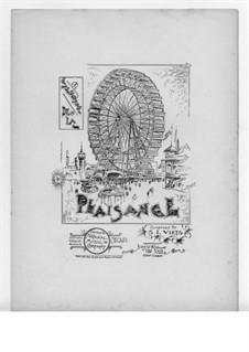 Schottische de la Plaisance: Schottische de la Plaisance by S. L. Viets