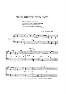 The Shepherd Boy, Op.14: Für Klavier by Grenville Dean Wilson