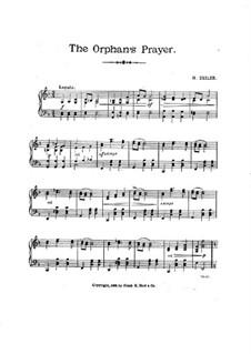 Orphan's Prayer: Orphan's Prayer by Henry Zeiler
