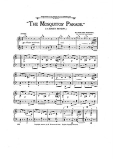 The Mosquito Parade: The Mosquito Parade by Howard Whitney