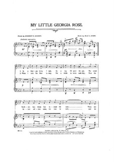 My Little Georgia Rose: My Little Georgia Rose by Max S. Witt