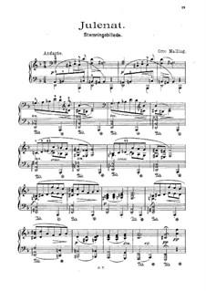 Julenat: Julenat by Otto Malling