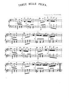 Three Bells Polka: Three Bells Polka by Thomas J. Cook