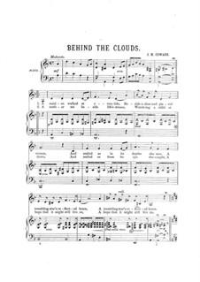 Behind the Clouds: Behind the Clouds by J. M. Coward