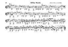 Thyra Waltz: Für Gitarre by folklore