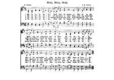 Heilig: Für Chor by John Bacchus Dykes