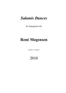 Salamis Dances: Salamis Dances by René Mogensen
