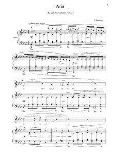 Volume II: O del mio amato ben by Stefano Donaudy
