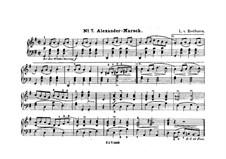 Alexander Marsch: Alexander Marsch by Ludwig van Beethoven