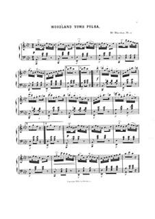 Woodland Vows Polka: Woodland Vows Polka by Theodore Maass