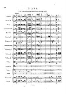 Die Zauberharfe, D.644: Akt II by Franz Schubert