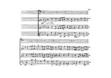 Motetten: Movement IV. O vere et care Jesu by Giovanni Legrenzi