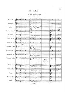 Die Zauberharfe, D.644: Akt III by Franz Schubert