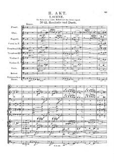 Des Teufels Lustschloss, D.84: Akt II by Franz Schubert